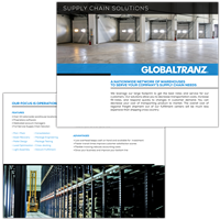 Brochure | Supply Chain Solutions